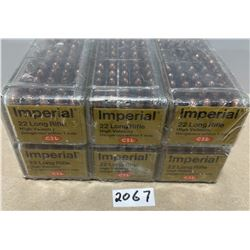 300 X IMPERIAL .22 LR