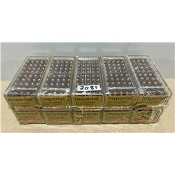 500 X IMPERIAL .22 LR - SEALED PKG