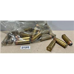 AMMO: 25 X .44 MAG NORMA