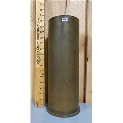105 MM LEOPARD C1 BLANK TRAINING SHELL