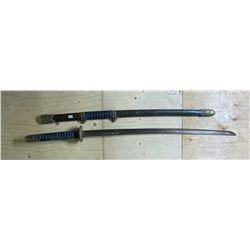 DECORATIVE ASIAN SWORD W/ SCABBARD