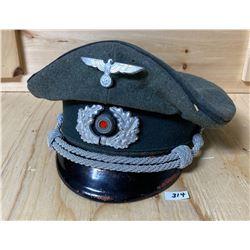 GERMAN OFFICERS CAP