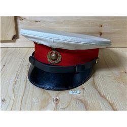 "ROYAL MARINES FORAGE CAP 6 5/8"" SZ"