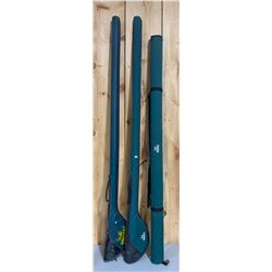 LOT OF 3 FISHING ROD CASES