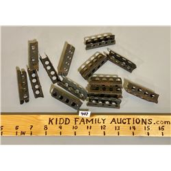 LOT OF 14 LEE ENFIELD .303 CHARGER CLIPS