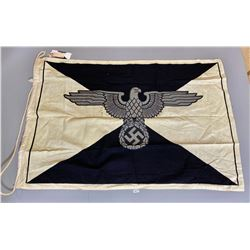 GERMAN WWII WAFFEN SS BARRACKS FLAG