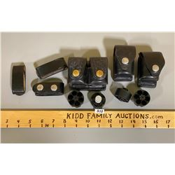 QTY OF SPEED LOADERS & CASES