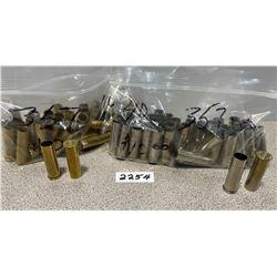 BRASS/NICKEL: 80 X 357 MAG