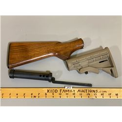 WINCHESTER PUMP & YOUTH STOCK & TAPCO BUTT STOCK