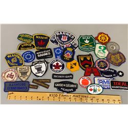 QTY OF MISC BADGES