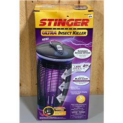 STINGER  ULTRA INSECT KILLER - OUTDOOR - AS NEW