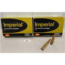 AMMO: 40 X IMPERIAL 7X57 160GR