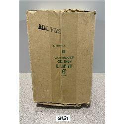 AMMO: 48 X 303 SEALED BOX