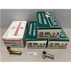 CASINGS: 200 X 38 SPL