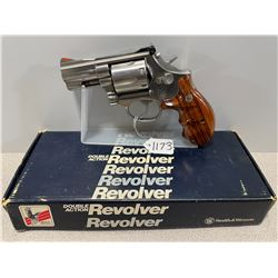 SMITH & WESSON MODEL 686-3 .357 MAG - PROHIB