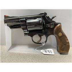 SMITH & WESSON MODEL 19-5 .357 MAG - PROHIB.