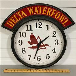 DELTA WATER FOWL GRAND CENTRAL CLOCK