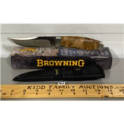 BROWNING HUNTING KNIFE