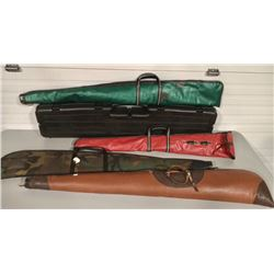ASSORTED GUN CASES - 5