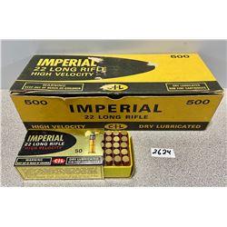 AMMO: 420 X IMPERIAL 22LR