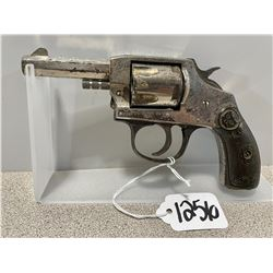 IVER JOHNSON MODEL 1900 .32 S&W - PROHIB