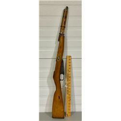 MOSIN NAGANT M44 STOCK