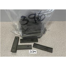 34 STRIPPER CLIPS FOR 7.62 X 51