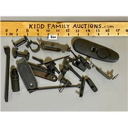 GUNSMITH LOT OF CANADIAN C1A1 RIFLE PARTS