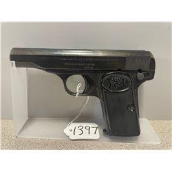 FN BROWNING MODEL 1910 7.65 - PROHIB