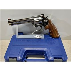 SMITH & WESSON MODEL 686-6 .357 MAG