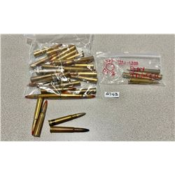 AMMO: 31 X .303 BRIT TRACERS