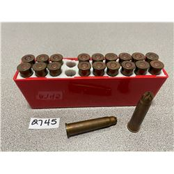 AMMO: 20 X .303 BRIT BLANKS FOR GRENADE LAUNCHER