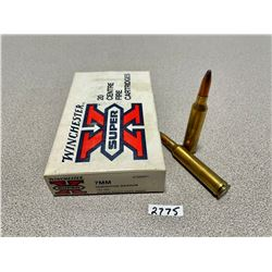 AMMO: 20 X WINCHESTER 7MM REM MAG 150GR