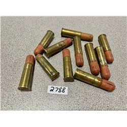 AMMO: 11 X REMINGTON 44 XL SHOT