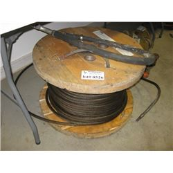 360FT SPOOL 5/8 CABLE