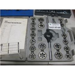 POWER FIST TAP AND DIE KIT