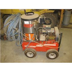 YEAR 2000 HOTSY 795SS ELECTRIC PRESSURE WASHER