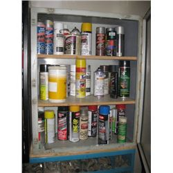 CABINET OF PAINT