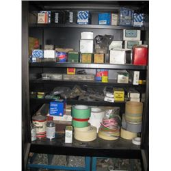CABINET OF HARDWARE