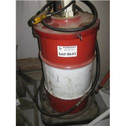 GRACO FIRE BALL BARREL PUMP