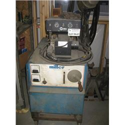 MILLER CP250TS WELDER WITH WIRE FEED