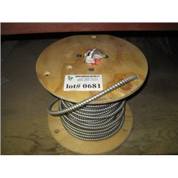 ROLL OF B X WIRE