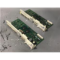 (2) SIEMENS 6SN1118-0DJ23-0AA1 CONTROL CARD