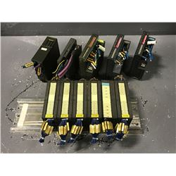 LOT OF SIEMENS MISC. MODULE *PART #'S PICTURED*