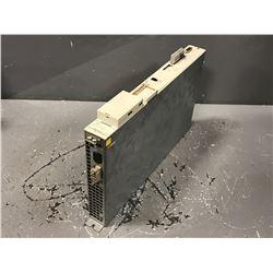 SIEMENS 6SN1123-1AA00-0BA0 SIMODRIVE W/ 6SN118-0AD11-0AA0 CONTROL CARD