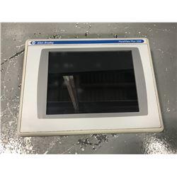 ALLEN BRADLEY 2711PC-T10C4D1 PANEL VIEW PLUS 1000