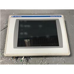 ALLEN BRADLEY 2711PC-T10C4D2 PANEL VIEW PLUS 1000