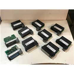 LOT OF ALLEN BRADLEY I/O / MODULES *PART # PICTURED*