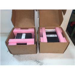 (2) - NEW IN BOX - ALLEN-BRADLEY 1756-PA72 SERIES C AC POWER SUPPLIES