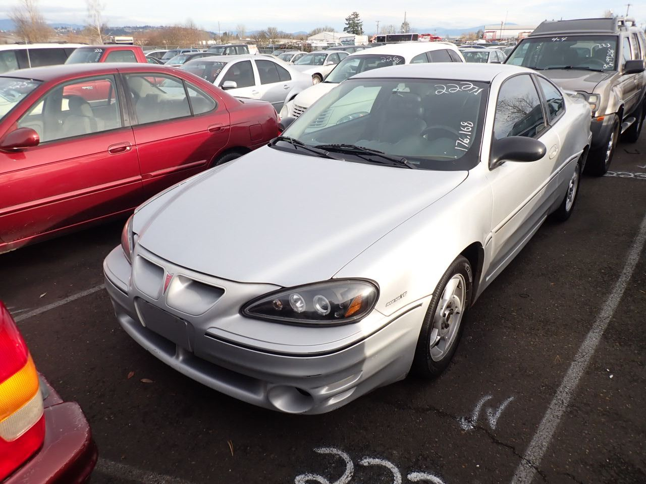 2005 Pontiac Grand Am Speeds Auto Auctions